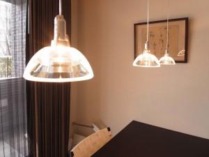 照明 ダイニングテーブル アルフレックス