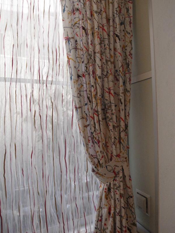 チマー レースカーテン