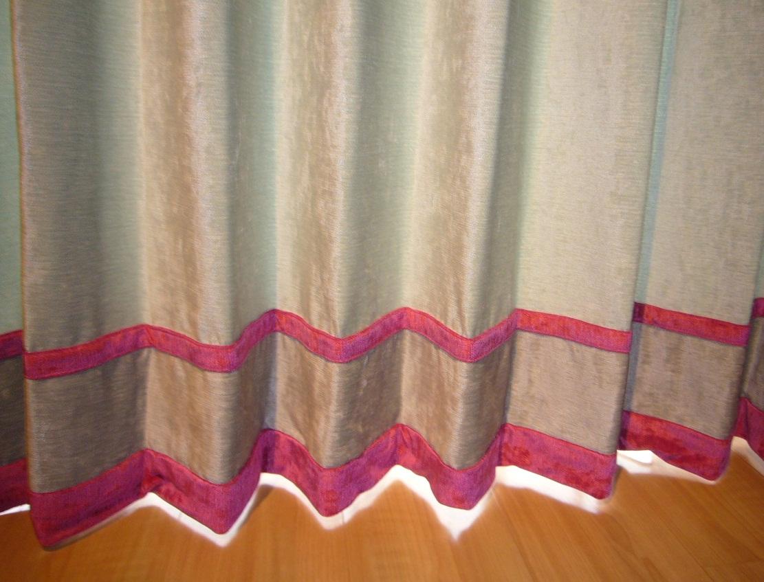 トリムカーテン