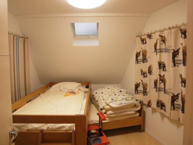 子供室 オーダーカーテン